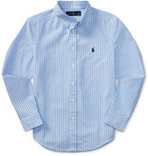 Ralph Lauren 8-20 Cotton Oxford Sport Shirt