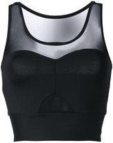 Bodyism - Erin compression top - women - Polyamide/Spandex/Elastane - S
