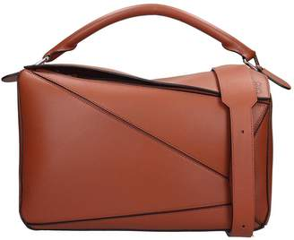 Loewe Bolso Puzzle Tote In Leather Color Leather