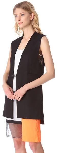 Helmut Lang Ark Suiting Vest