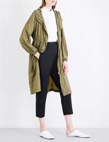Jil Sander Download shell parka coat