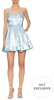 Keepsake City Love Pleated Flared Dress