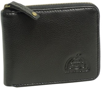 Dopp Men's Soho Rfid Blocking Leather Zip-around Wallet
