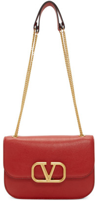Valentino Red Garavani Small VLock Shoulder Bag