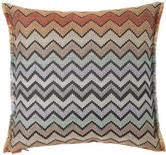 Missoni Westmeath Cotton Blend Jacquard Pillow