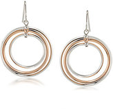 Lauren Ralph Lauren Stereo Hearts Triple-Hoop Drop Earrings
