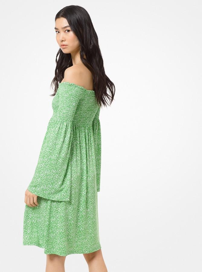 c96ac05980 MICHAEL Michael Kors Off The Shoulder Dresses - ShopStyle
