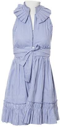 Alexis \N Blue Cotton Dresses