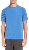 Travis Mathew Men's 'Bucknell' Solid Stretch Crewneck T-Shirt