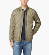 Cole Haan Quilted Varsity Jacket