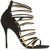 Schutz suede strappy sandals - women - Leather - 36