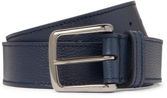 Tod's 3.5cm Full-Grain Leather Belt