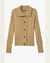 Derek Lam Button Front Cardigan