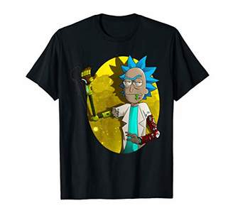 Mademark x Rick and Morty - Armored Arm Rick T-Shirt