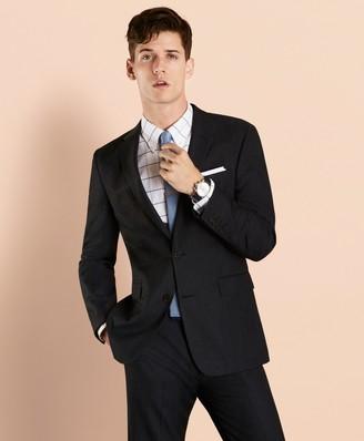 Brooks Brothers Wool-Blend Twill Suit Jacket