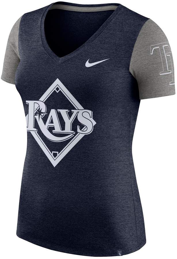 Nike Women's Tampa Bay Rays Dri-FIT Touch Tee