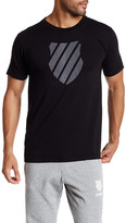 K-Swiss Short Sleeve Logo Tee