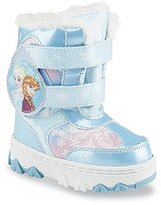 Disney Girls Frozen Snow Boot /pink