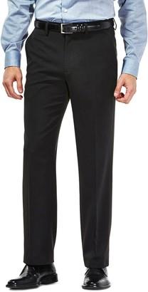 Haggar Big & Tall Travel Classic-Fit Performance Suit Pants