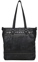 Patricia Nash Burnished Boho Studded Collection Perugia Tote
