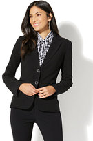 New York & Co. 7th Avenue Jacket - Two-Button - Signature - Double Stretch