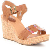 Sperry Dawn Echo Wedge Sandals