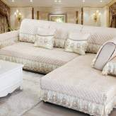 yayali European winter slip sofa cushions Modern and simple faric sofa sets of the four seasons