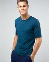 Sisley T-Shirt With Back Raglan Detail