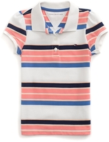 Tommy Hilfiger Multi Stripe Polo