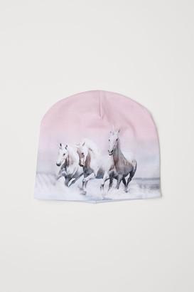 H&M Jersey hat