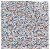 Kiton embroidered scarf