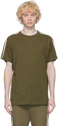 Loewe Khaki Anagram T-Shirt