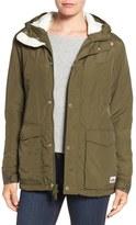 Penfield 'Hosston' Faux Shearling Lined Hooded Jacket