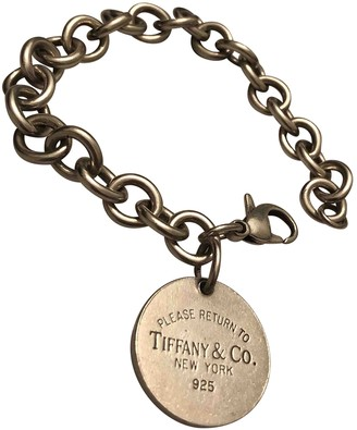 Tiffany & Co. & Co Return to Silver Silver Bracelets
