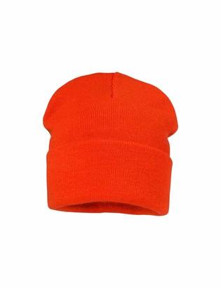 maximo Boys' Mutze mit Umschlag Beanie Hat