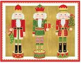 Caspari Nutcrackers Christmas Cards, Box of 16