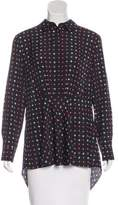 Thakoon Printed Button-Up Tunic w/ Tags