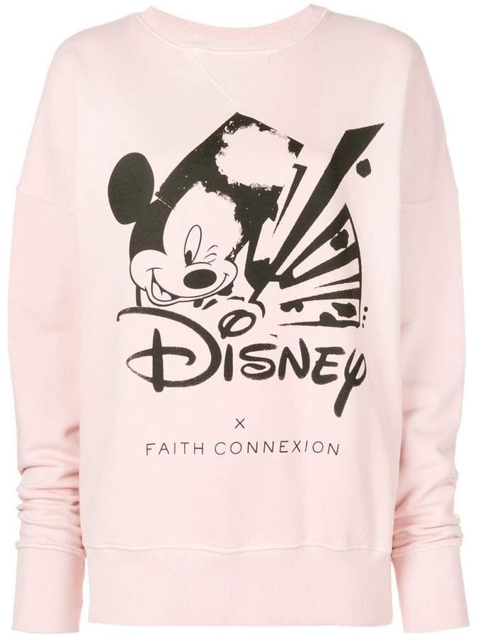 Faith Connexion X Disney sweatshirt