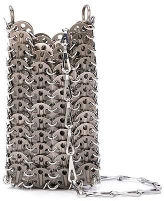 Paco Rabanne chain mini bag