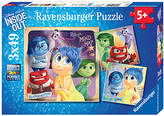 Insideout Disney 49-Piece Puzzle Set