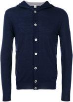 Eleventy button up hoodie