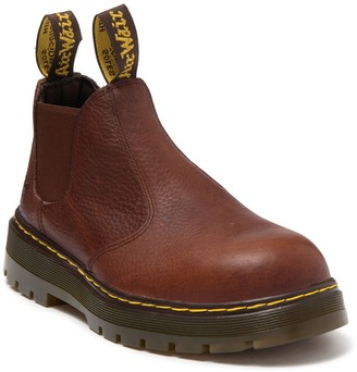 Dr. Martens Extra Wide Rivet Boot