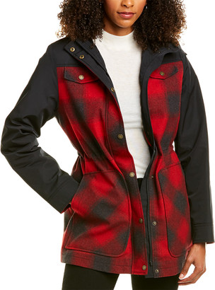 Pendleton Hayden Wool-Blend Coat