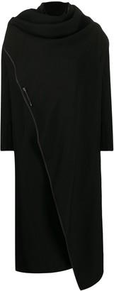 Comme Des Garçons Pre Owned 1999 Shawl Collar Coat