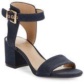 424 Fifth Harriet Open Toe Sandals