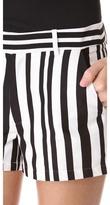 Nanette Lepore Striking Shorts