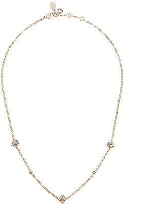 Alexander McQueen Delicate Charm Necklace