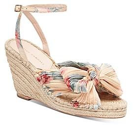 Loeffler Randall Women's Charley Espadrille Wedge Heel Sandals
