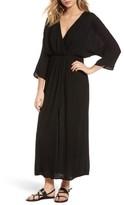 Hinge Women's Blouson Maxi Dress