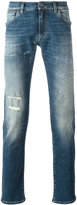 Dolce & Gabbana distressed jeans - men - Cotton/Spandex/Elastane - 50